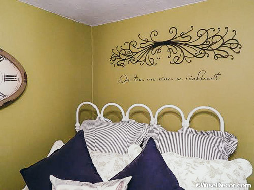 Photo Albums, Images & Pictures of Wall lettering - Wall Letter ...