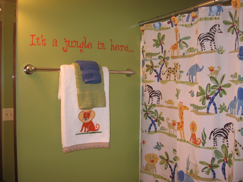 Kid bathroom ideas photos 1