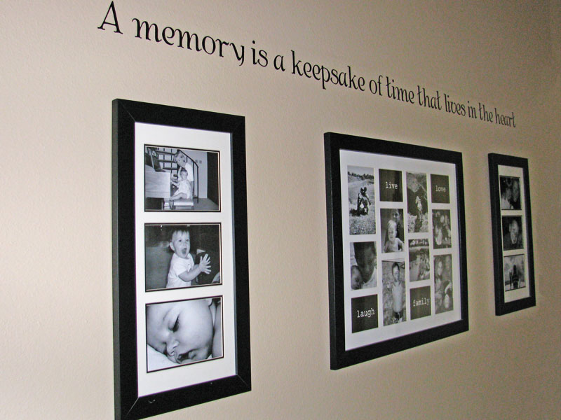 Family Photo Wall Collage Ideas Www Pixshark Com