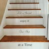 stairway decal