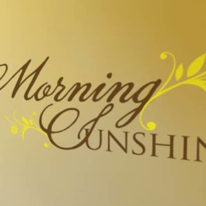Good morning sunshine! Wall Decal