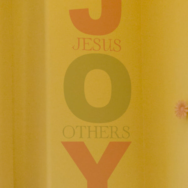 Jesus Others You Wall Decal