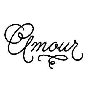 Amour Wall Decal