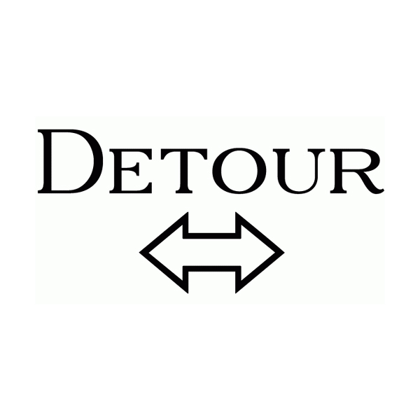 Detour Decal