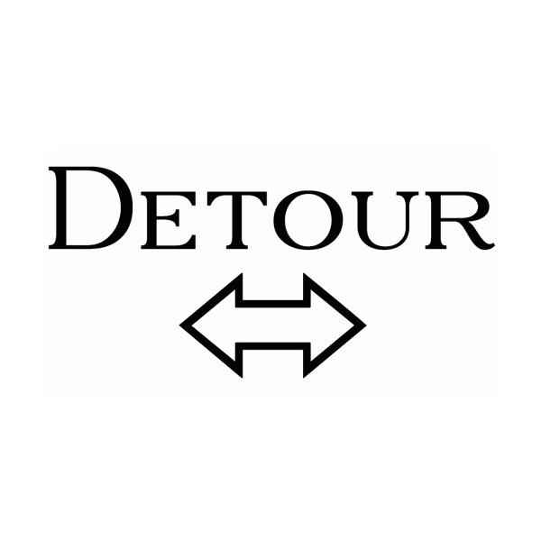 Detour Decal