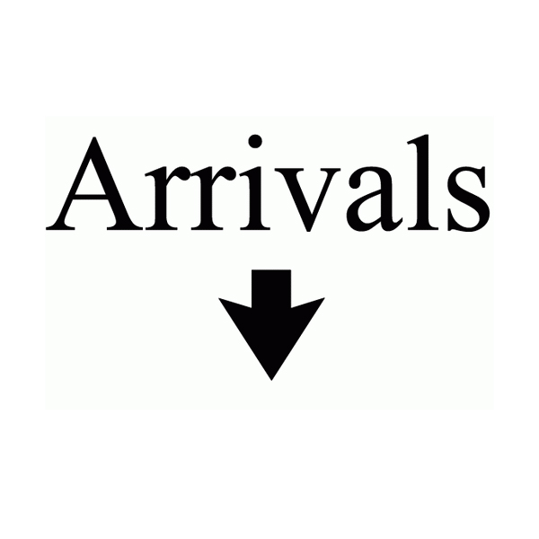 Arrivals Wall Decal