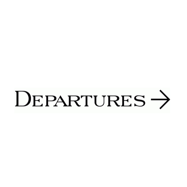 Departures Wall Decal
