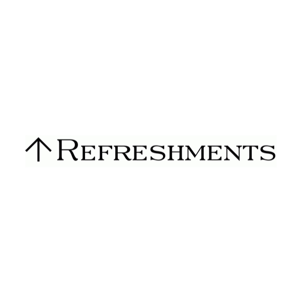 Refreshments Wall Decal