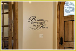 Be Warm Be Welcome