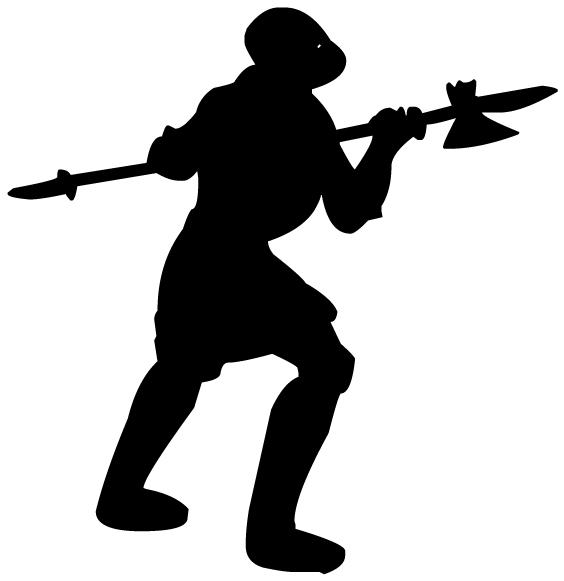 Foot Soldier 1A LAK 13 3 Prince Princess Wall Decal