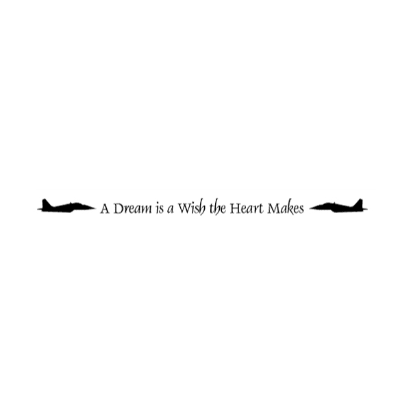 A Dream is Wall Decal