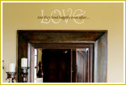 Love - And they lived happily ever after