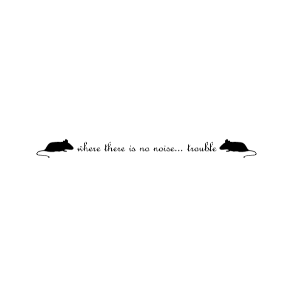 Where there is Wall Decal