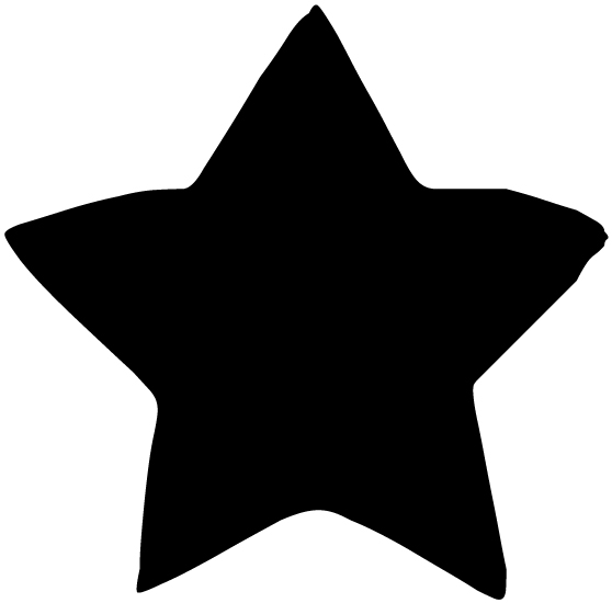 Star Lettering Art 11 4 Wall Decal