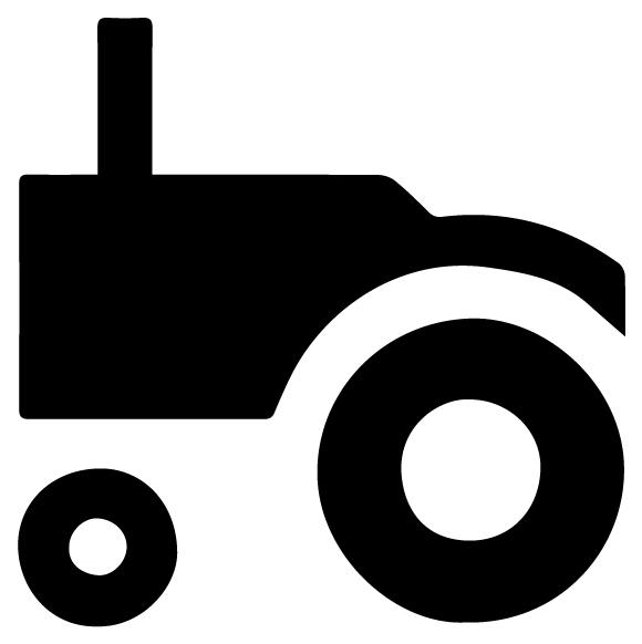 Tractor 2A LAK 30-U Farm Wall Decal
