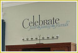 Celebrate Faith Family Friends