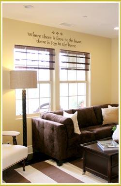 Perk up your family room for joyful family gatherings