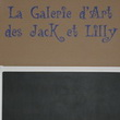 A french wall quote in the kids playroom- La galerie D'Art des Jack et Lilly