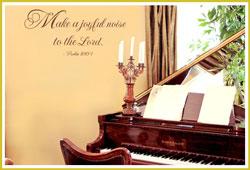 Make a Joyful Noise...