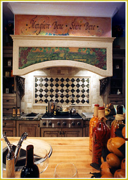 enhance your kitchen with greetings from another language