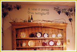 Il vino è poesia in bottiglia
