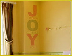 JOY - Jesus Others You