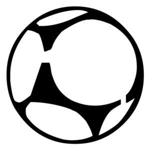 Soccer Ball 1A LAK 2 3 0 Sports Wall Decal