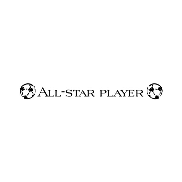 All-star Wall Decal