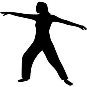 Stretching Out 2B LAK 2 2 L Sports Wall Decal