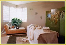 Asian Spa Room