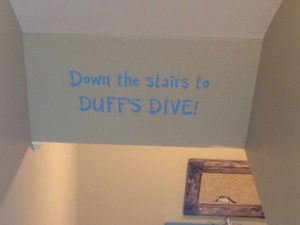 beach house Karen Duff
