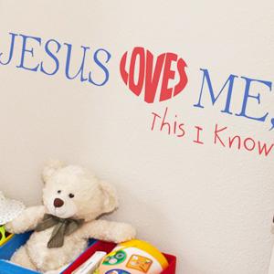 Kid's Bible Verses