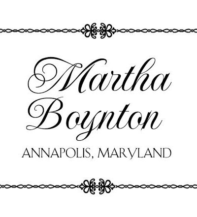 Her Husband's Legacy with Martha Boynton from Annapolis, Maryland