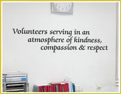 Hospital Volunteer Mission Statement