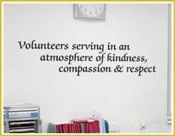 Hospital Volunteer Mission Statement