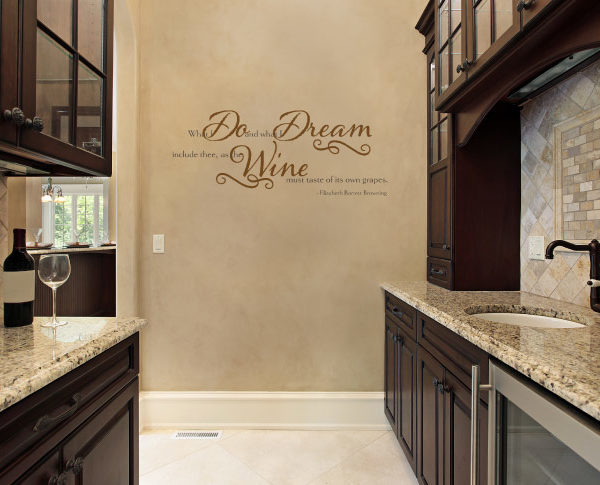 What I do Wall Decal
