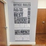Office Rules Do